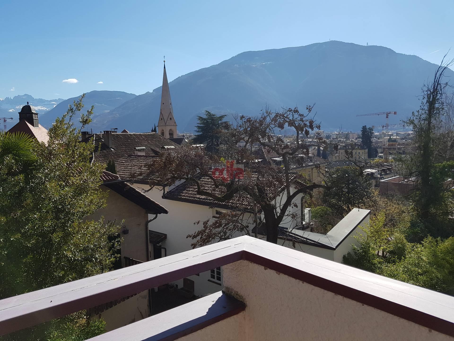 Bolzano - Bozen - Via Bersaglio